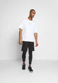 Champion - ROCHESTER CREWNECK - T-shirt basic - white