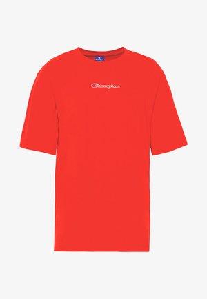 ROCHESTER CREWNECK - T-shirt - bas - red