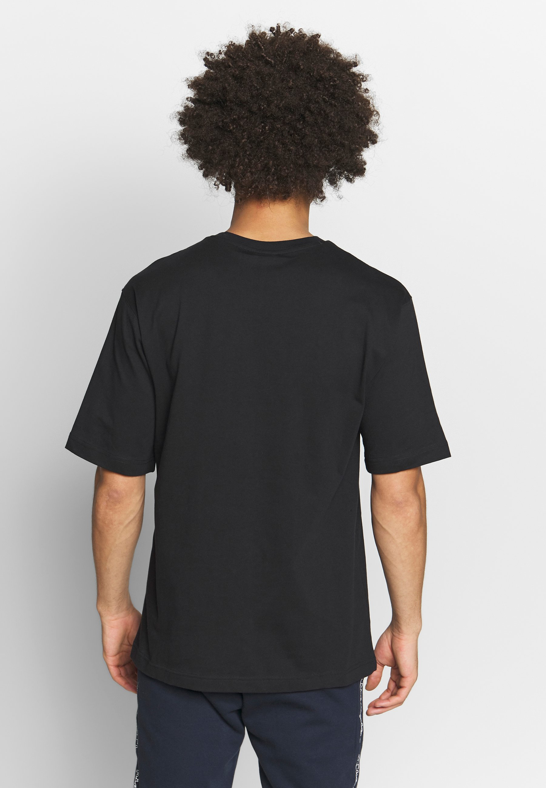 Champion ROCHESTER CREWNECK - T-shirt basic - black