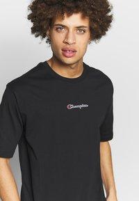 Champion - ROCHESTER CREWNECK - T-shirt basic - black - 4