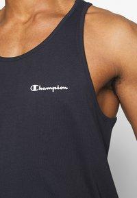 Champion - TANK  - Linne - black - 4