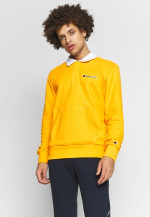 ROCHESTER TEAM STRIPES - Polo - yellow