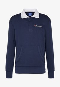 Champion - ROCHESTER TEAM STRIPES - Polo - navy/white - 3