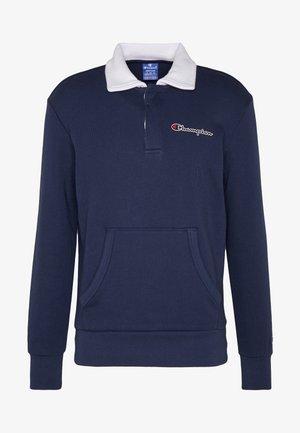 ROCHESTER TEAM STRIPES - Poloshirts - navy/white