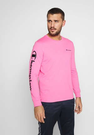 LONG SLEEVE CREWNECK - T-shirt à manches longues - pink