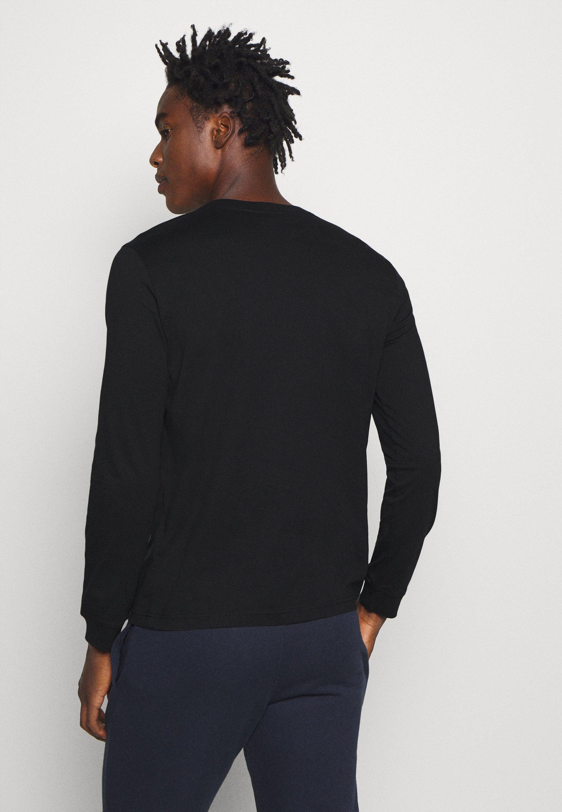 Champion Legacy Long Sleeve Crewneck - Langærmede T-shirts Black