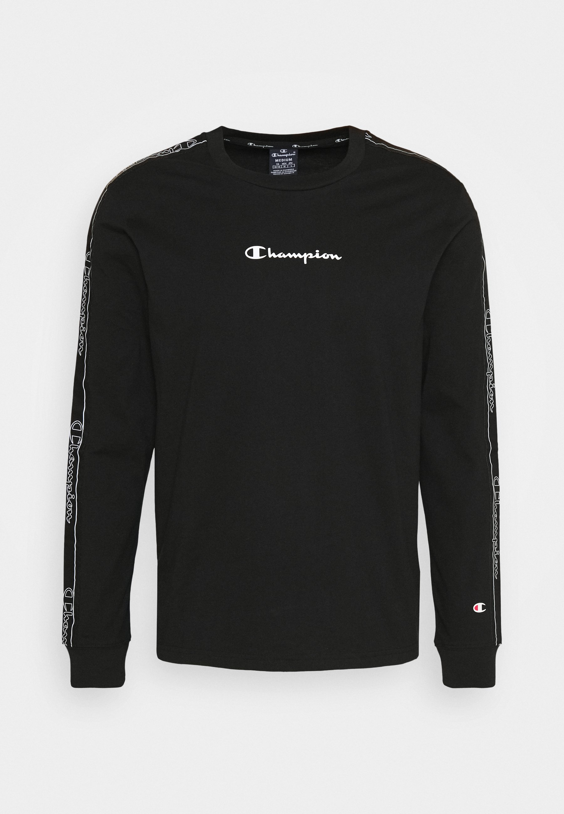 Champion LEGACY TAPE LONG SLEEVE T shirt à manches longues