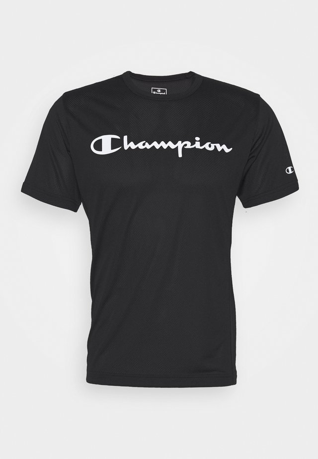 LEGACY TRAINING CREWNECK - T-Shirt print - black
