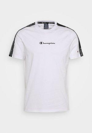 LEGACY TAPE CREWNECK - Camiseta estampada - white