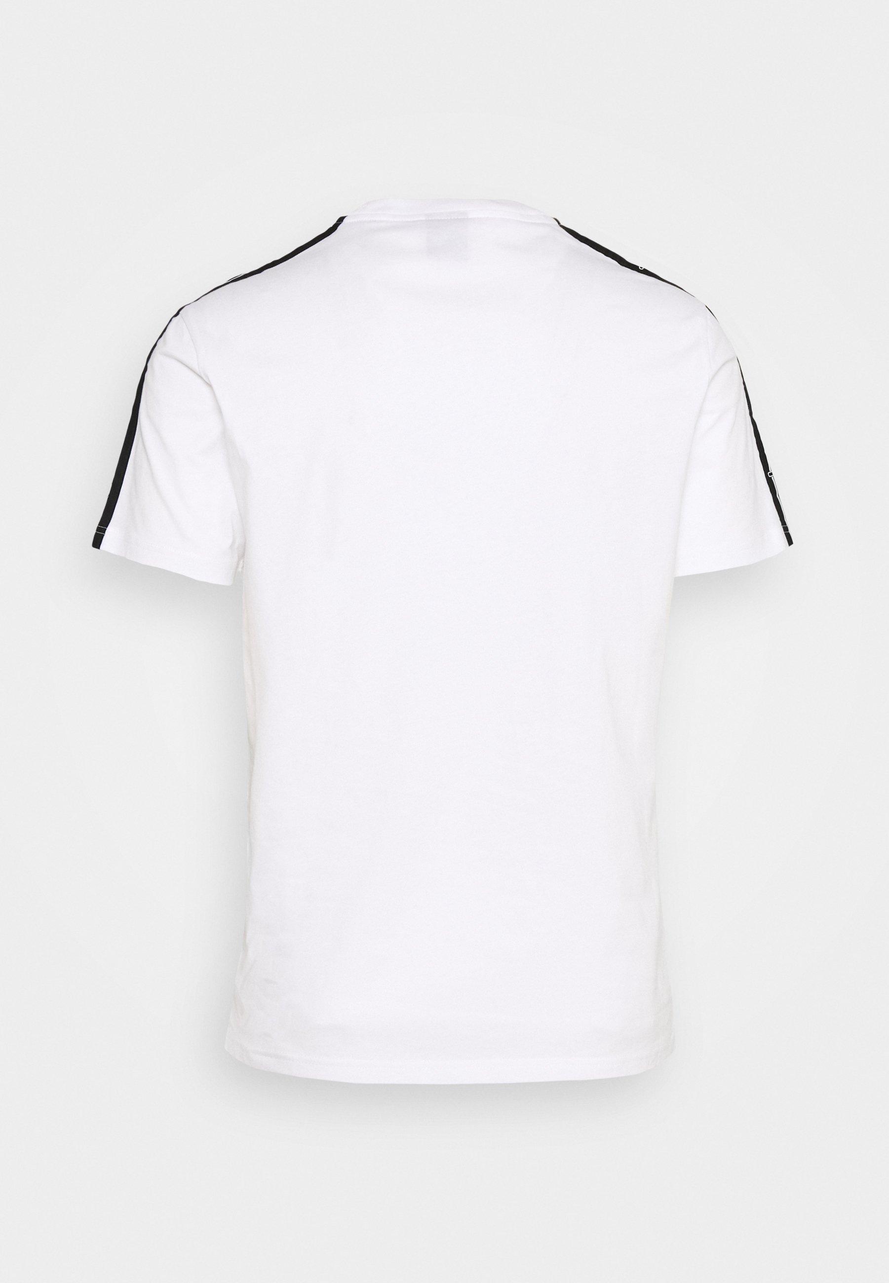 LEGACY TAPE CREWNECK T shirt imprimé white