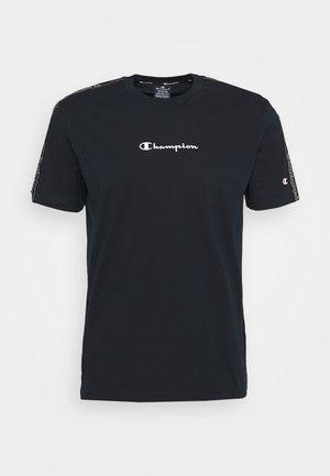LEGACY TAPE CREWNECK - T-shirts print - dark blue