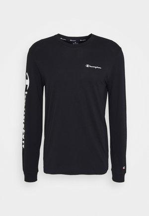 LEGACY LONG SLEEVE - Langærmede T-shirts - black