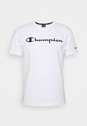 LEGACY CREWNECK - T-shirt z nadrukiem - white