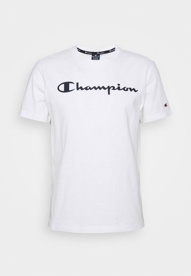 LEGACY CREWNECK - T-Shirt print - white