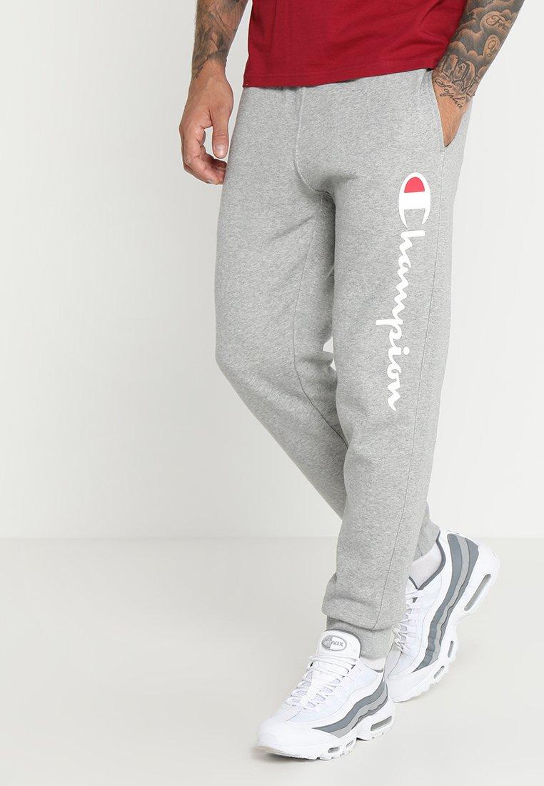 Champion - CUFF PANTS - Trainingsbroek - grey melange