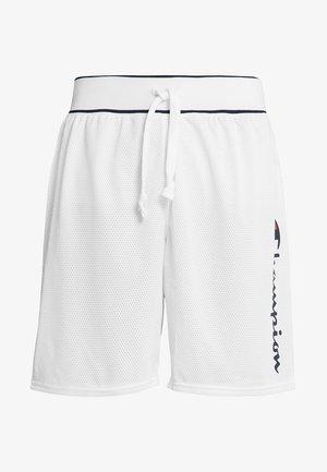 ROCHESTER SHORT - Sportovní kraťasy - white/navy