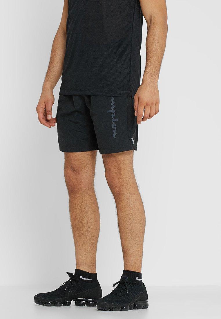 Champion - SHORTS - Pantaloncini sportivi - black