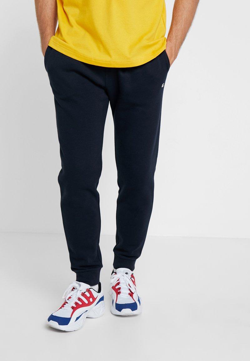 Champion - CUFF PANTS - Pantalon de survêtement - navy