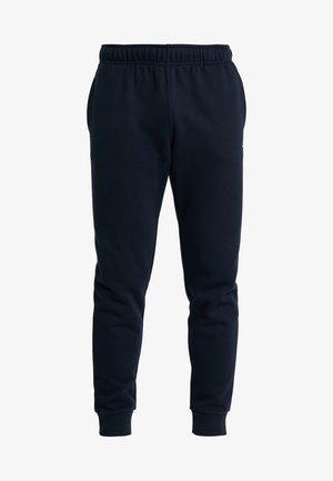 CUFF PANTS - Teplákové kalhoty - navy