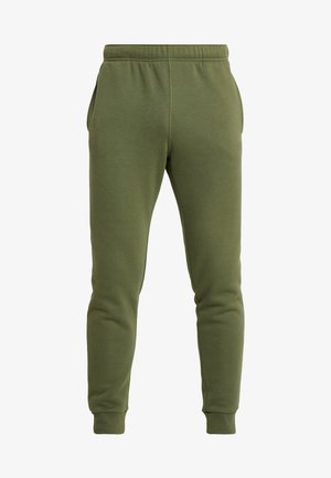 CUFF PANTS - Trainingsbroek - olive