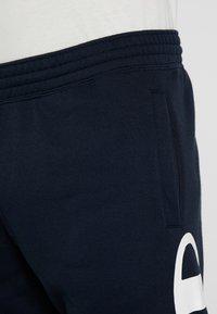 Champion - CUFF PANTS - Pantalon de survêtement - dark blue - 5