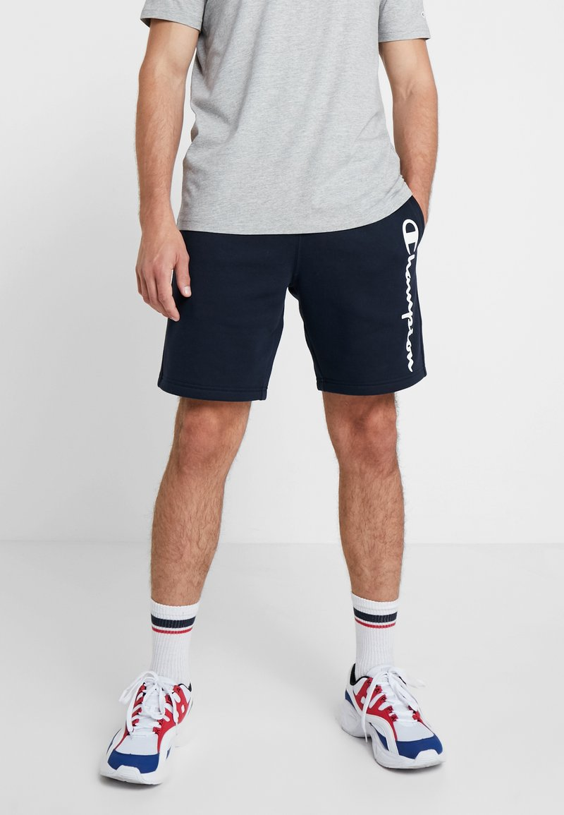 Champion - BERMUDA - Short de sport - dark blue