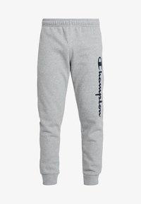 Champion - CUFF PANTS - Verryttelyhousut - grey - 4