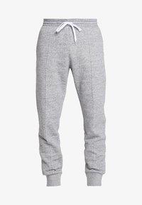 Champion - CUFF PANTS - Verryttelyhousut - grey - 3