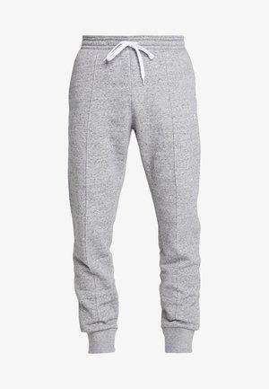 CUFF PANTS - Verryttelyhousut - grey
