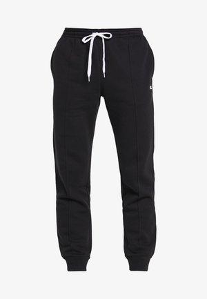 CUFF PANTS - Jogginghose - black