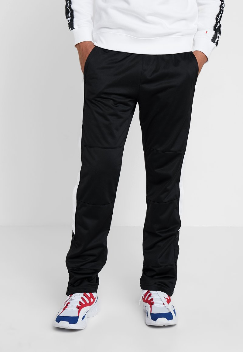 Champion - BREAKAWAY PANTS - Pantaloni sportivi - black