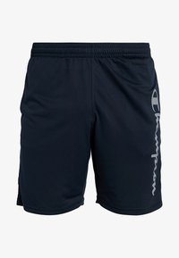 Champion - RUN BERMUDA - Sports shorts - dark blue - 3
