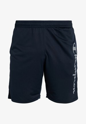 RUN BERMUDA - Korte broeken - dark blue