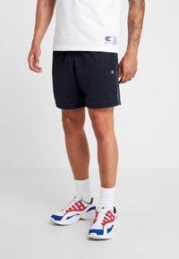 Champion - SHORTS - Sports shorts - dark blue - 0