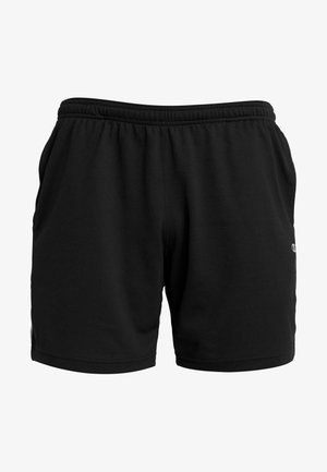SHORTS - Urheilushortsit - black/white