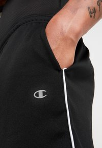 Champion - SHORTS - Pantaloncini sportivi - black/white - 4