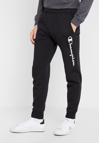 Champion - CUFF PANTS - Træningsbukser - anthracite - 0