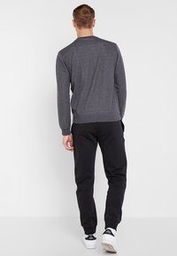 Champion - CUFF PANTS - Træningsbukser - anthracite - 2