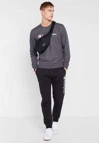 Champion - CUFF PANTS - Træningsbukser - anthracite - 1
