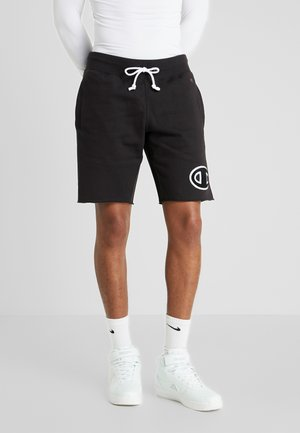 BIG LOGO BERMUDA - Sports shorts - new black