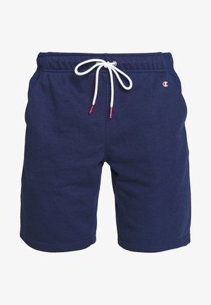 LOGO BERMUDA - Sports shorts - dark blue