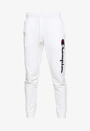 ROCHESTER CUFF PANTS - Tracksuit bottoms - white