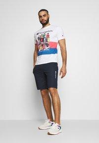 Champion - BERMUDA - Sports shorts - dark blue - 1
