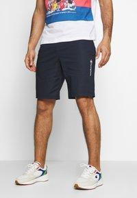 Champion - BERMUDA - Sports shorts - dark blue - 0