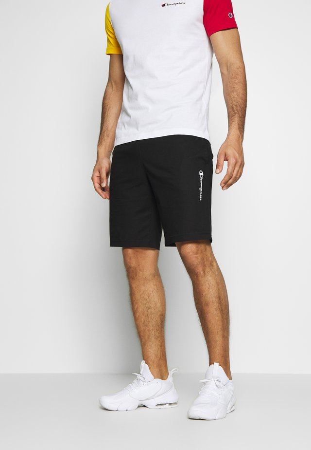 BERMUDA - kurze Sporthose - black