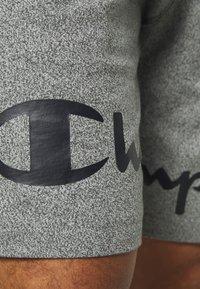 Champion - BIG LOGO BERMUDA - Pantaloncini sportivi - grey - 5
