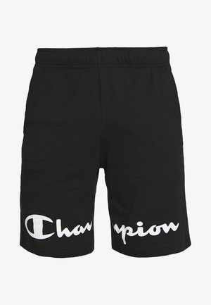 BIG LOGO BERMUDA - Sports shorts - black