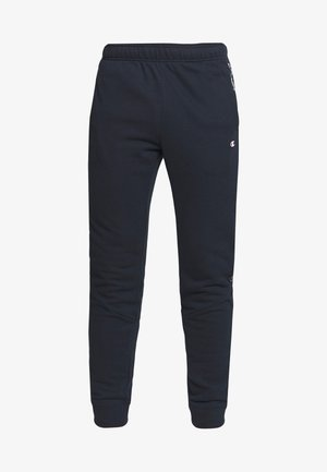 TAPE PANTS - Spodnie treningowe - dark blue