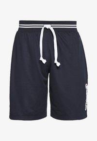 Champion - ROCHESTER ATHLEISURE - Short de sport - dark blue - 4