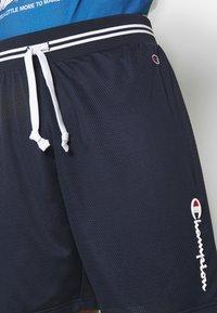 Champion - ROCHESTER ATHLEISURE - Short de sport - dark blue - 3